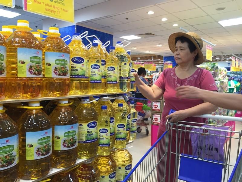 Chưa thấy đại gia ngoại 'đá văng' hàng Việt khỏi siêu thị ? - ảnh 1