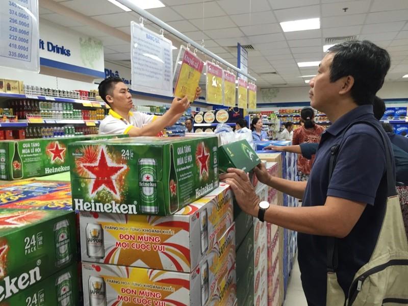 Người Việt uống 4 tỉ lít bia là... quá ít, chưa là gì cả!     - ảnh 1