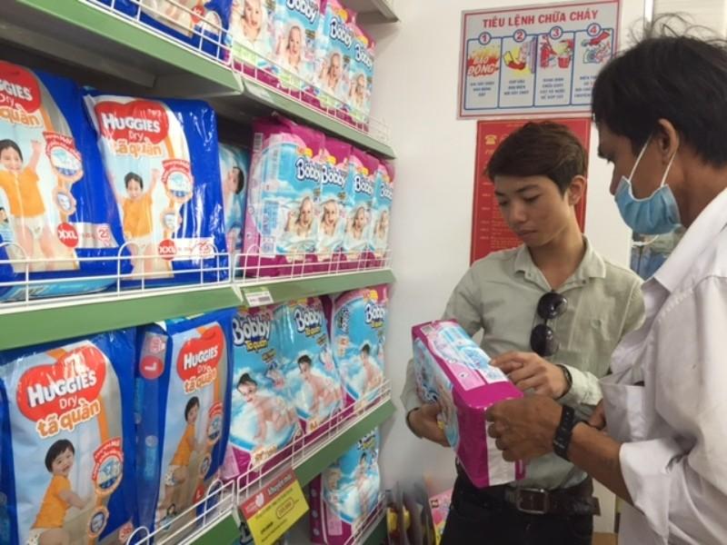 Lần đầu tiên cửa hàng tiện lợi vào bệnh viện nhi - ảnh 5