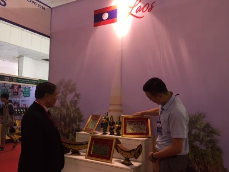 Nhiều đặc sản Lào, Thái Lan, Campuchia... hội tụ về TP.HCM  - ảnh 2