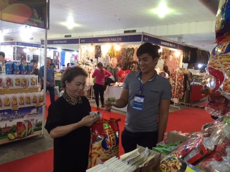 Nhiều đặc sản Lào, Thái Lan, Campuchia... hội tụ về TP.HCM  - ảnh 1