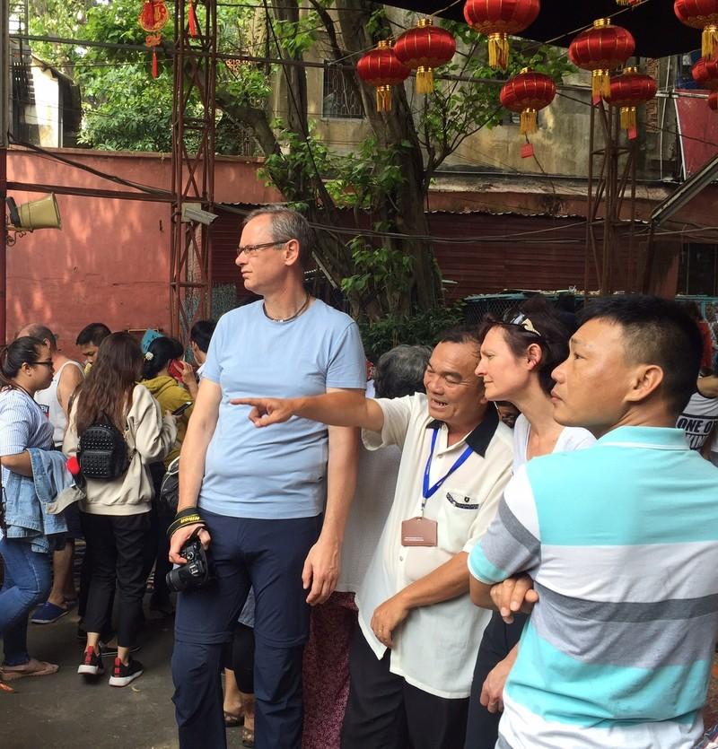 Việt Nam sắp có hướng dẫn viên du lịch '5 sao'  - ảnh 1