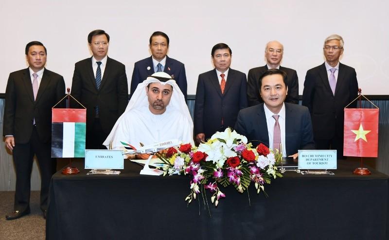 Dubai là điểm đến hàng đầu của khách du lịch TP.HCM  - ảnh 1