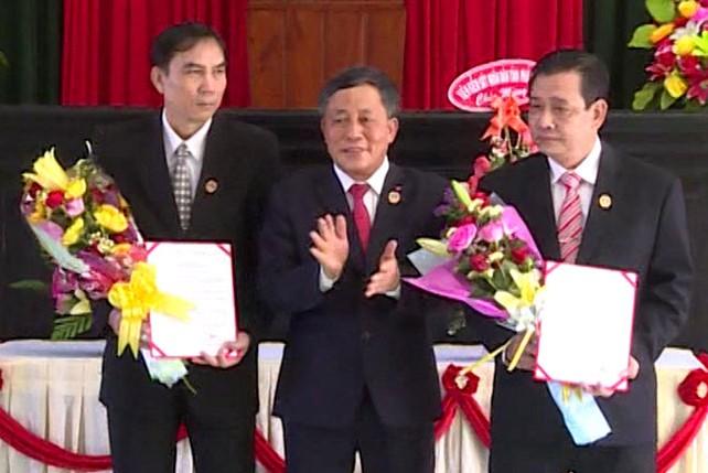 Cho ông Lê Văn Phước thôi chức chánh án TAND Phú Yên  - ảnh 1