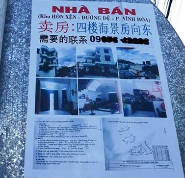 Phát hiện người nước ngoài mua đất trái phép ở Khánh Hòa - ảnh 1