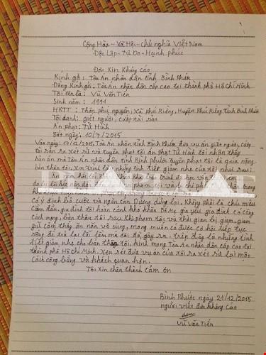 Thảm sát Bình Phước: 'Đọc bản án, không thể tha thứ cho một bị cáo nào' - ảnh 1