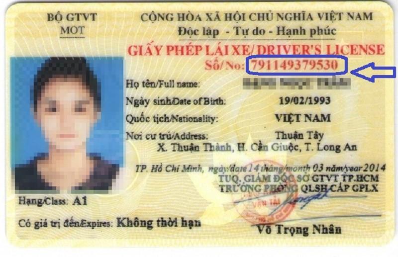 Cách kiểm tra giấy phép lái xe thật hay giả - ảnh 2