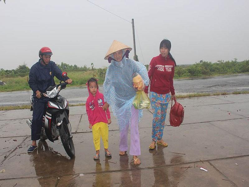 Bến Tre sẽ di dời và sơ tán 16.000 dân tránh bão số 9 - ảnh 1
