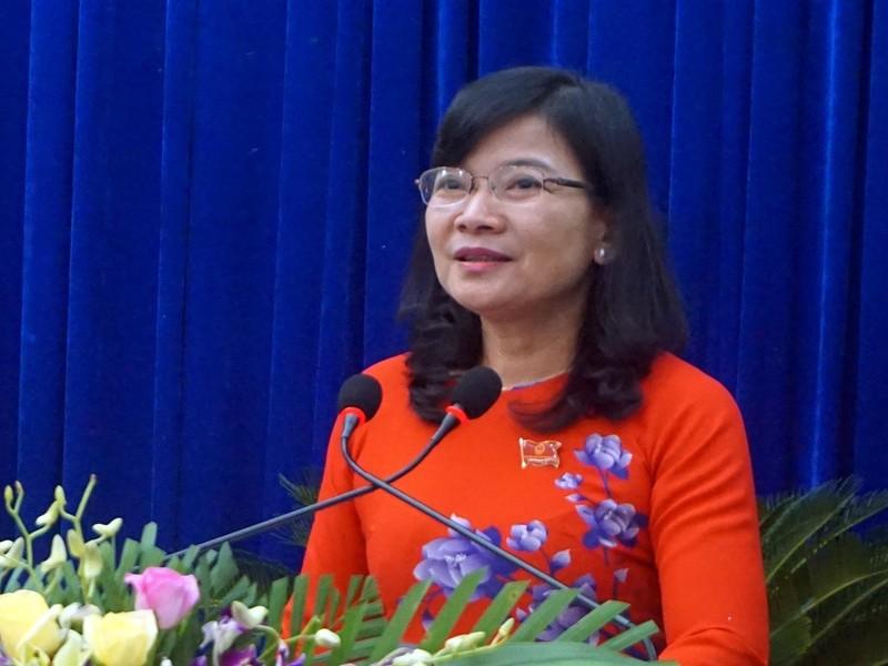 Bạc Liêu có nữ phó chủ tịch tỉnh mới - ảnh 1