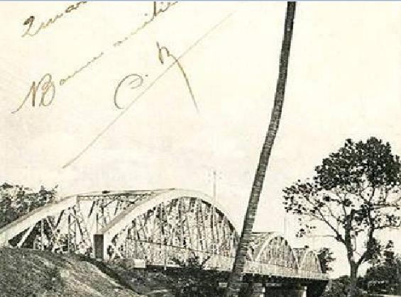 Chuyện chưa kể về cây cầu 'song sinh' với cầu Ghềnh - ảnh 1