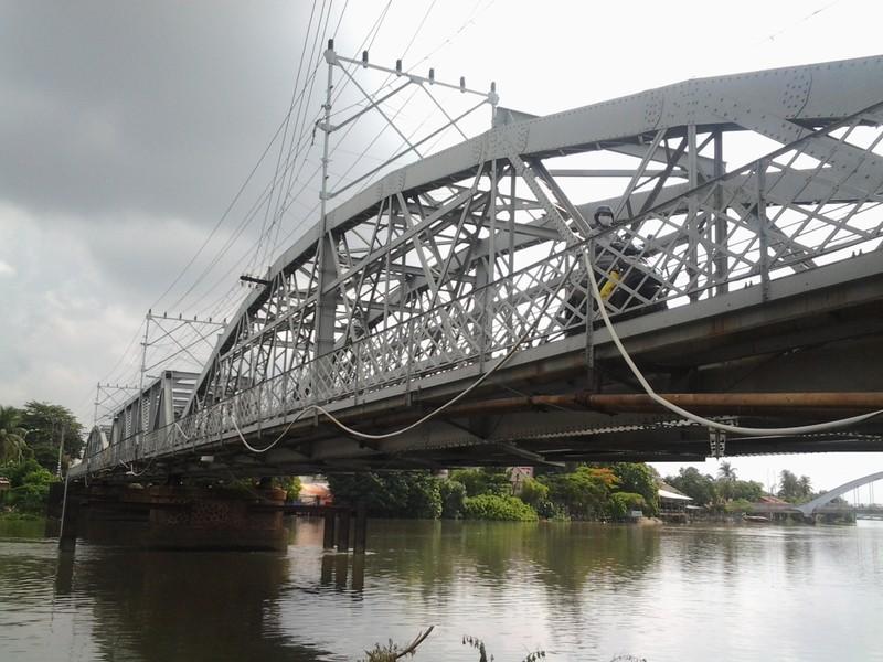 Chuyện chưa kể về cây cầu 'song sinh' với cầu Ghềnh - ảnh 3