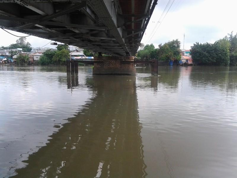Chuyện chưa kể về cây cầu 'song sinh' với cầu Ghềnh - ảnh 4