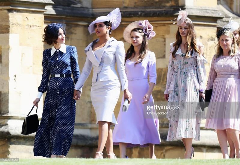 Những ngôi sao nổi tiếng nào có mặt tại đám cưới Hoàng gia - ảnh 8