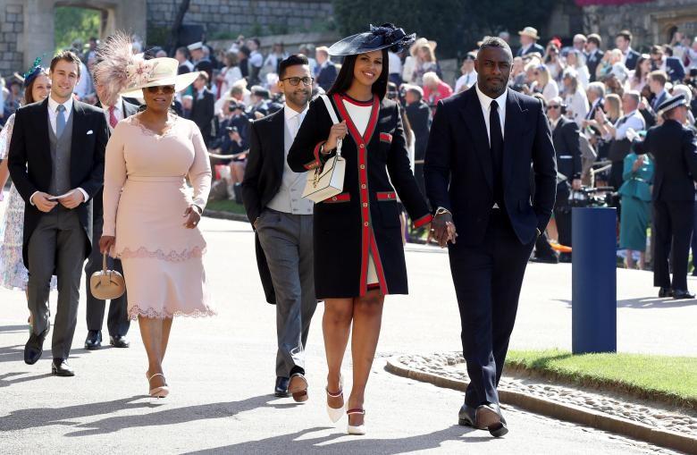 Những ngôi sao nổi tiếng nào có mặt tại đám cưới Hoàng gia - ảnh 7