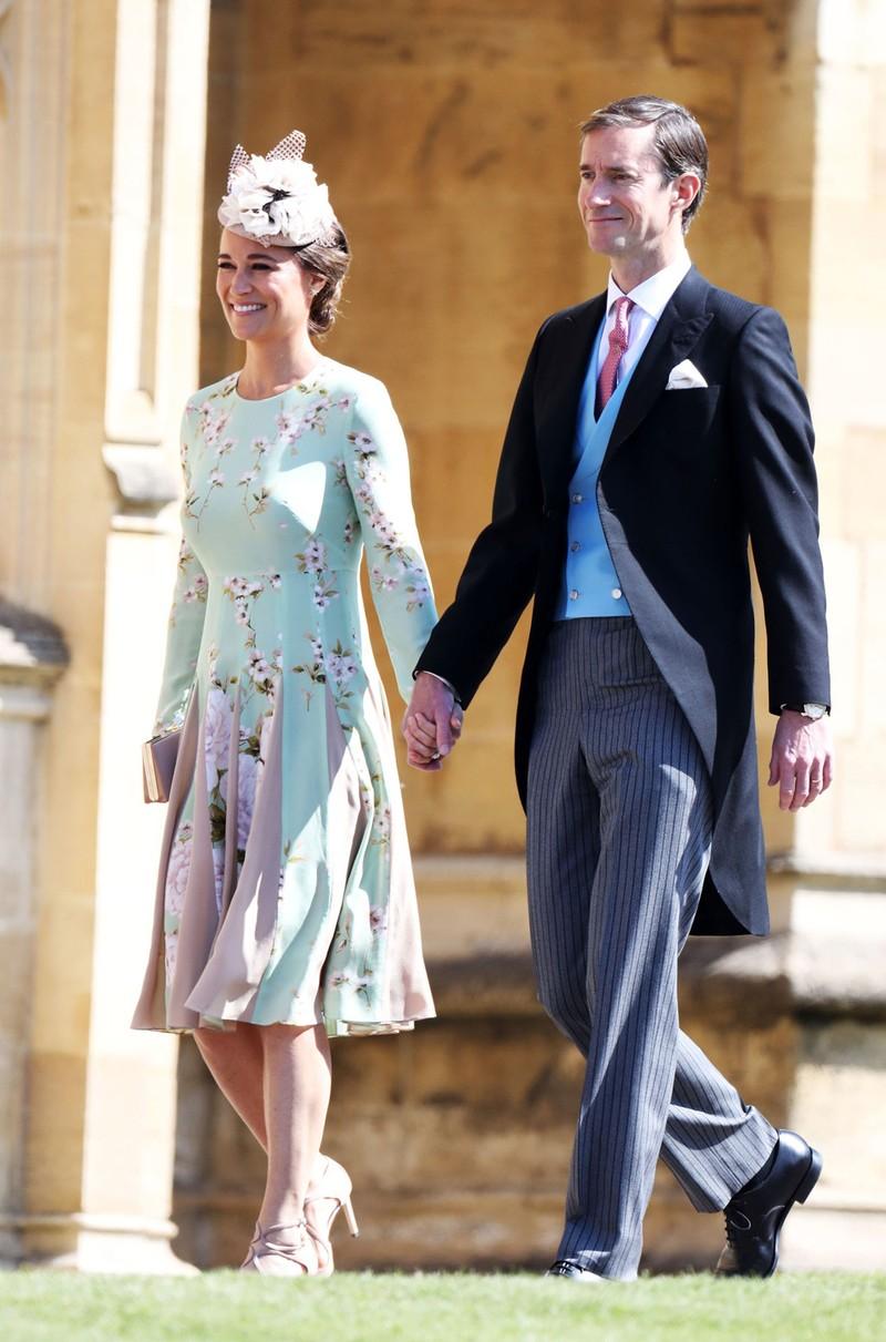 Những ngôi sao nổi tiếng nào có mặt tại đám cưới Hoàng gia - ảnh 3