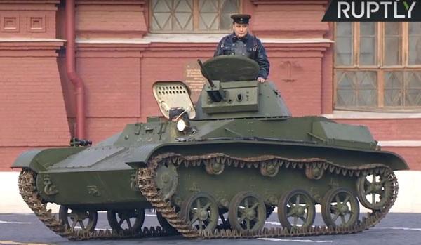 Nga tái hiện cuộc duyệt binh lịch sử năm 1941  - ảnh 2