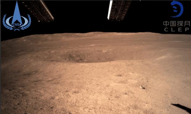 Tàu vũ trụ Trung Quốc lần đầu hạ cánh xuống vùng tối Mặt Trăng - ảnh 2