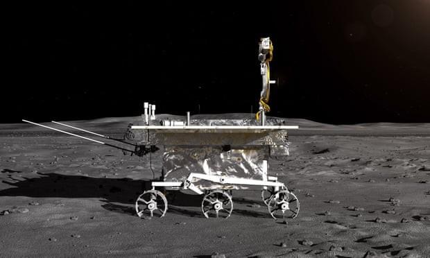 Tàu vũ trụ Trung Quốc lần đầu hạ cánh xuống vùng tối Mặt Trăng - ảnh 1