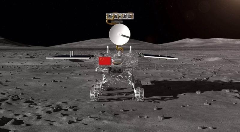 Tàu vũ trụ Trung Quốc lần đầu hạ cánh xuống vùng tối Mặt Trăng - ảnh 3