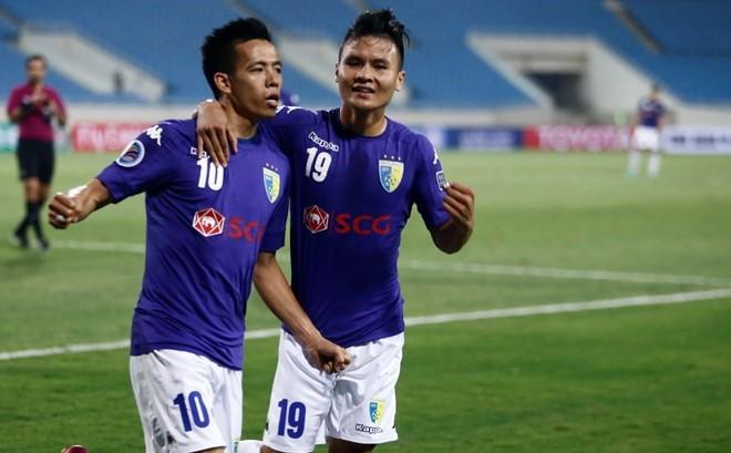 Thắng lớn, Hà Nội FC vẫn bị loại khỏi AFC Cup 2017 - ảnh 1