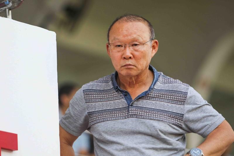 Ông Park tiếc nuối nhìn đồng nghiệp Tài Em vuột chiến thắng? - ảnh 1
