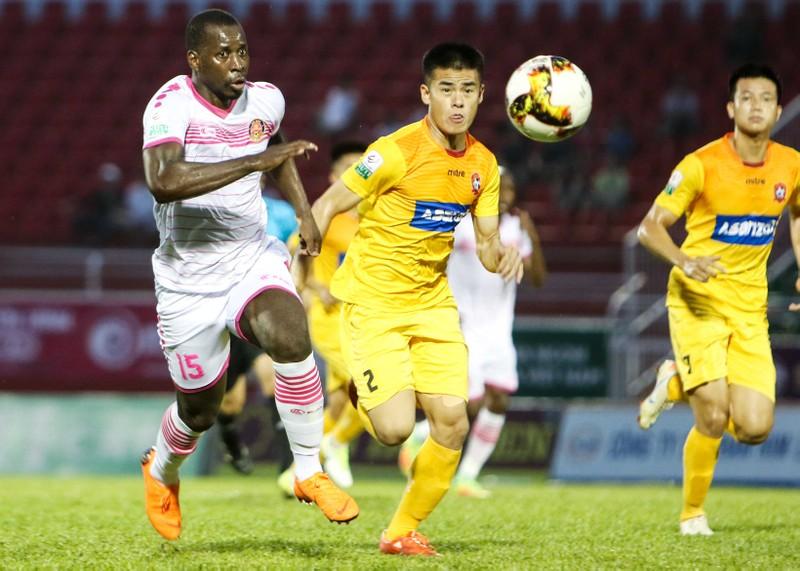 Sài Gòn FC lại thua ngay trên sân nhà - ảnh 1
