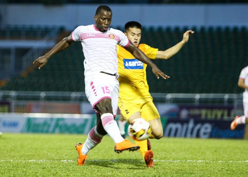 Sài Gòn FC lại thua ngay trên sân nhà - ảnh 4