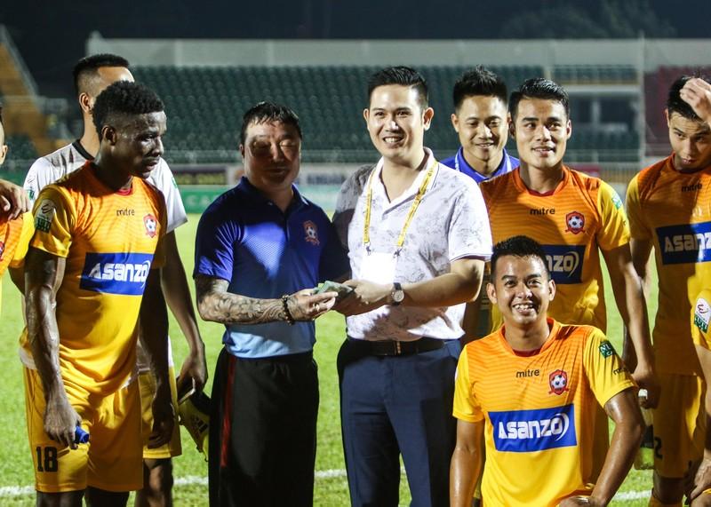 Thủ môn Đặng Văn Lâm làm nản lòng Sài Gòn FC - ảnh 3