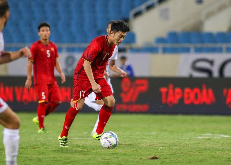 Công Phượng tỏa sáng, Olympic Việt Nam thắng trận - ảnh 9