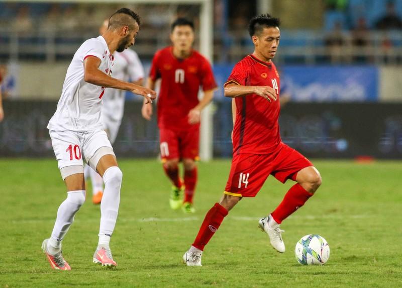 Công Phượng tỏa sáng, Olympic Việt Nam thắng trận - ảnh 1