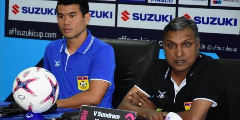 Lào đóng cửa 'luyện công', đặt mục tiêu đả bại tuyển Việt Nam - ảnh 1