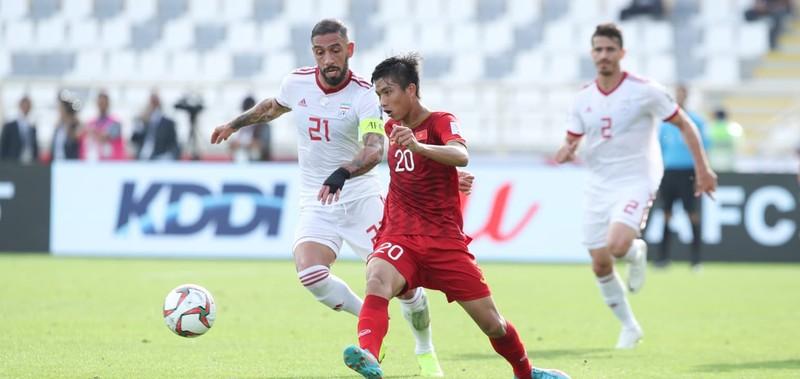 Thua Iran, cơ hội nào cho Việt Nam vào vòng 16 đội Asian Cup? - ảnh 1