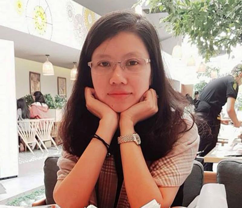 1 nữ phóng viên báo Pháp Luật TP.HCM bị mất liên lạc - ảnh 1