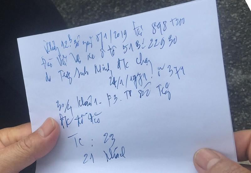 Xe khách rơi trên đèo Hải Vân, 21 sinh viên bị nạn - ảnh 5