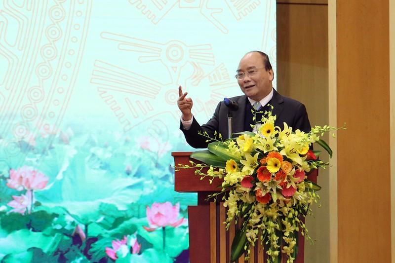Thủ tướng: Không để công nghệ lạc hậu gây ô nhiễm đổ về VN - ảnh 1