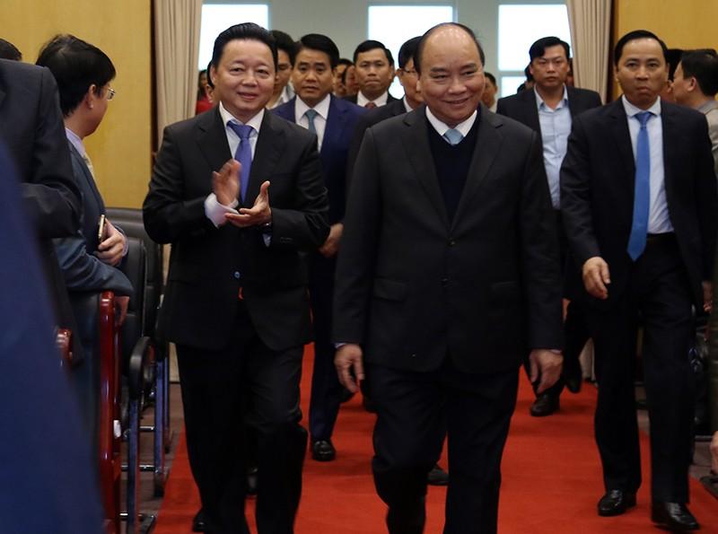 Thủ tướng: Không để công nghệ lạc hậu gây ô nhiễm đổ về VN - ảnh 2
