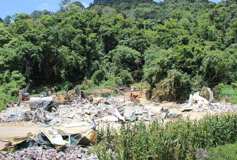 Chảo lửa ma túy Lóng Luông, nơi 2 ông trùm tử thủ  - ảnh 1