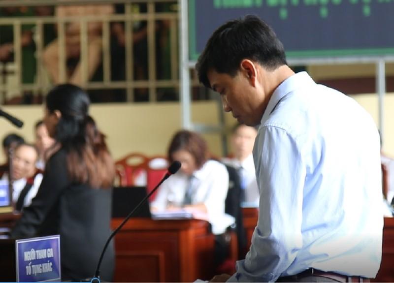 Vụ Phan Văn Vĩnh: Nữ bị cáo đối chất với điều tra viên - ảnh 2