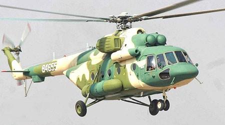 Trực thăng rơi ở Hà Nội: 18 chiến sĩ hy sinh - ảnh 2