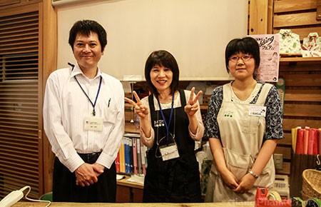"""Mùi """"gia đình"""" ở Nhật - ảnh 3"""