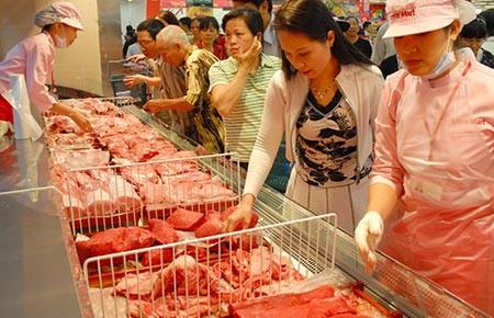 """Thịt nhập """"đè"""" ngành chăn nuôi  - ảnh 1"""