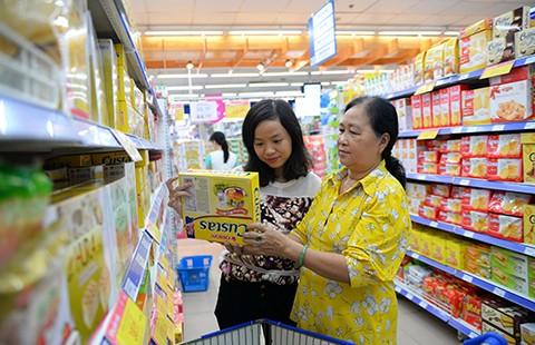 Thị trường bánh kẹo Việt 40.000 tỉ sẽ rơi vào tay nước ngoài?  - ảnh 1