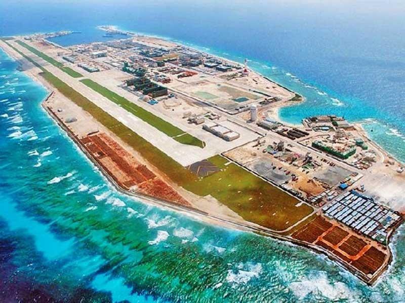 TQ chuyển sang giai đoạn xây dựng mới ở biển Đông - ảnh 1