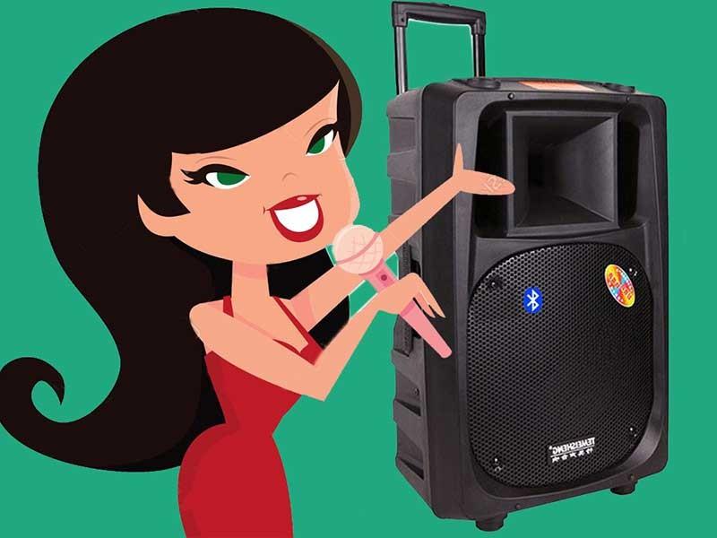 Loa karaoke khủng: Lỗ hổng văn hóa ứng xử - ảnh 1