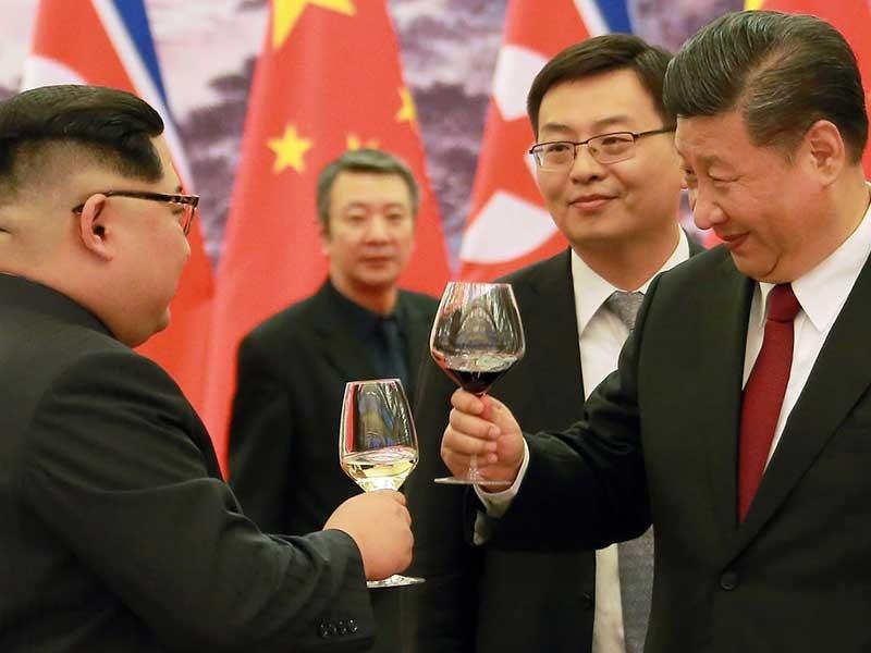 Thăm Trung Quốc, ông Kim Jong-un mong gì? - ảnh 1