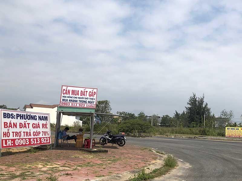 Đà Nẵng: Vỡ mộng vì ôm đất kiếm lời - ảnh 1
