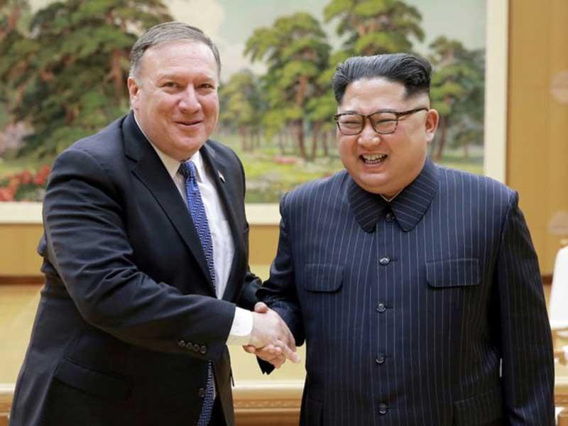 Mỹ chào mời cơ hội 'đổi đời' cho Triều Tiên - ảnh 2