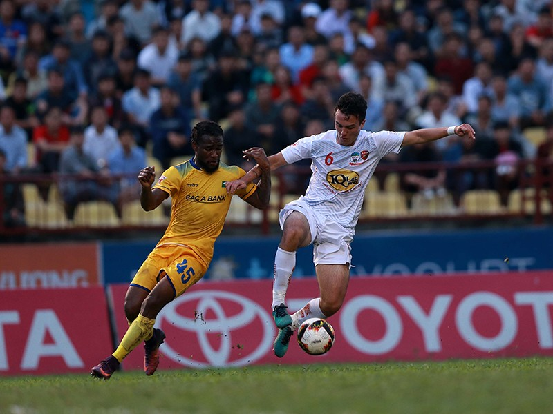 Thêm một trận cầu đinh 'derby U-23' - ảnh 1
