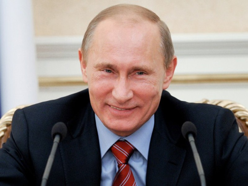 Ông Putin dự đám cưới ngoại trưởng Áo - ảnh 1
