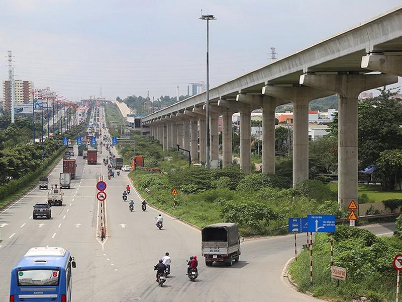 Sẽ xem xét điều chỉnh vốn 2 dự án metro TP.HCM - ảnh 1
